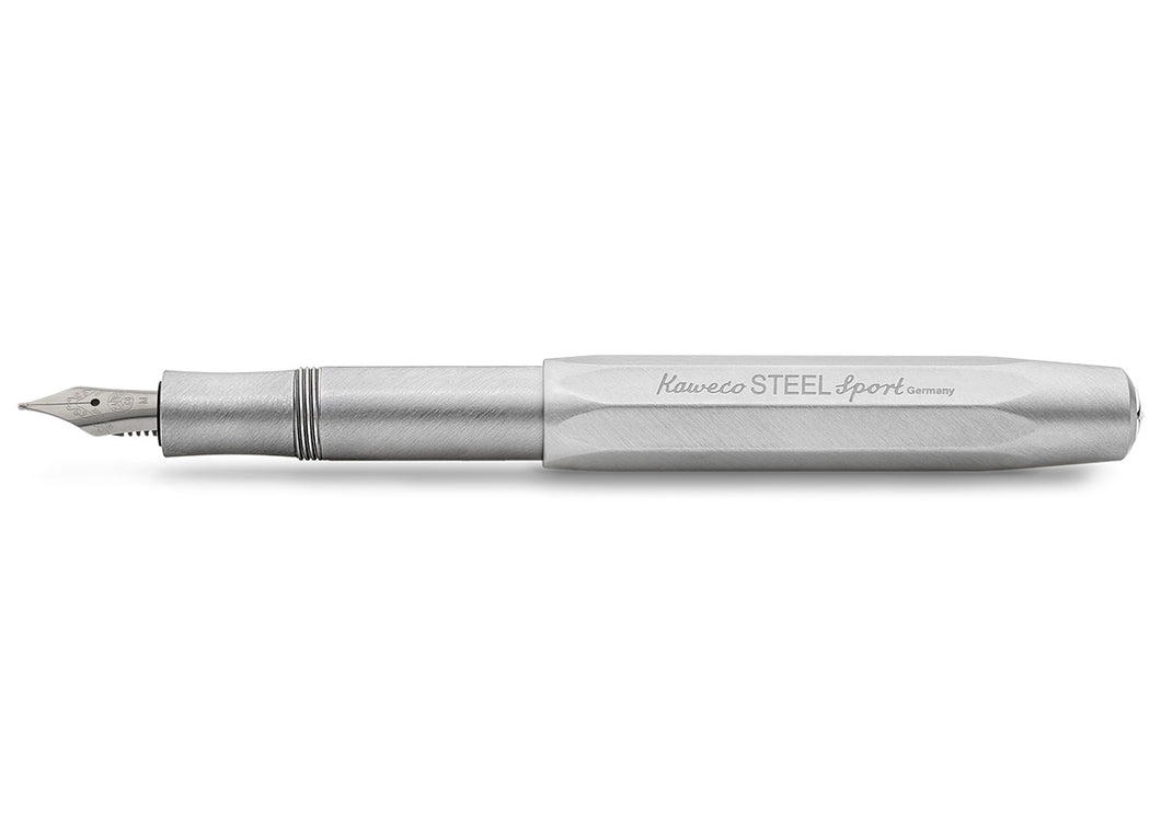 Steel Sport Fountain Pen