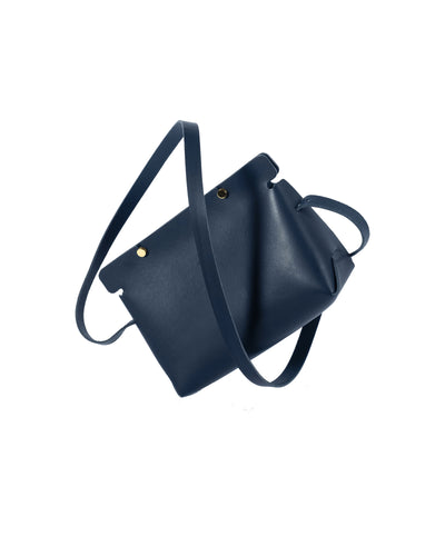 Nº12 The Pinch Purse - Blue