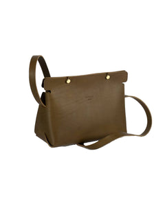 Nº12 The Pinch Purse - Olive Green