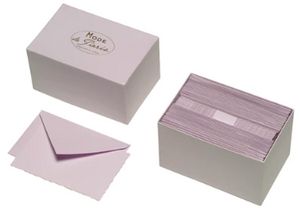 Mode de Paris Boxed Stationery