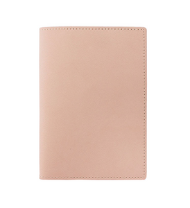 Goat Leather Notebook Cover