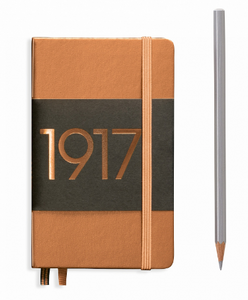 Copper A6 Pocket Notebook - Ruled
