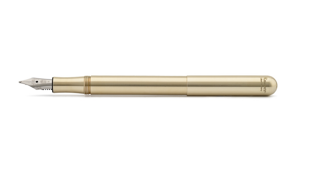 Liliput Brass Fountain Pen