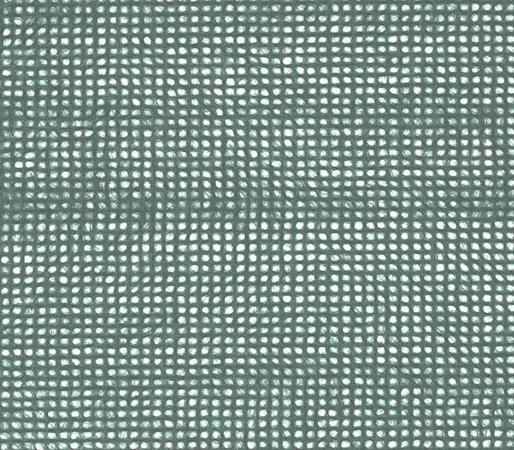 Grid Teal Tissue Paper