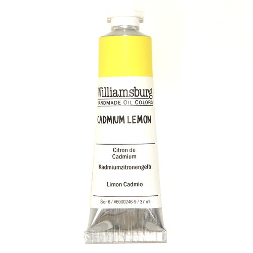 Cadmium Lemon 150ml - Williamsburg Paint