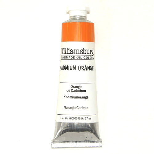 Cadmium Orange 150 ml - Williamsburg Paint