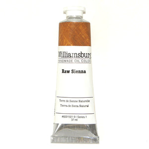 Raw Sienna 150ml - Williamsburg Paint