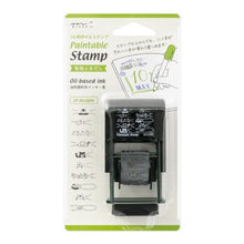 Paintable Self-Inking Stamp- Animals