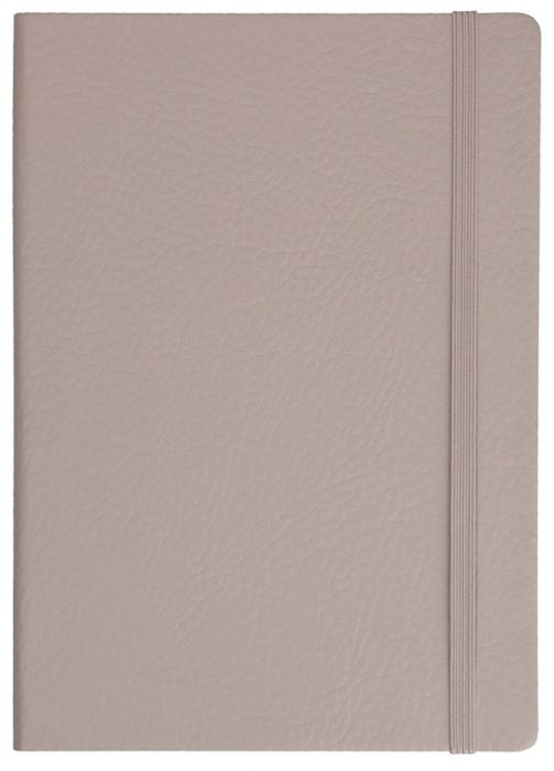 Metropolitan Glasgow Ruled Notebook: Beige