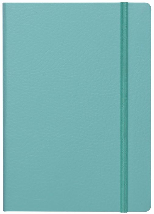 Metropolitan Glasgow Ruled Notebook: Turquoise