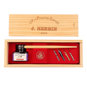 Wooden Gift Writing Set