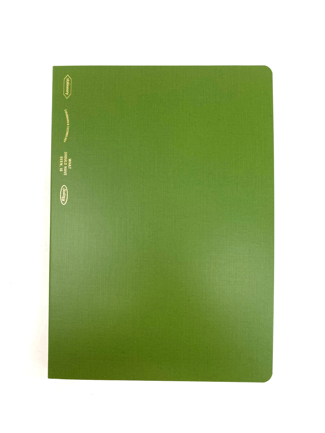 365 Notebook A5 in Green