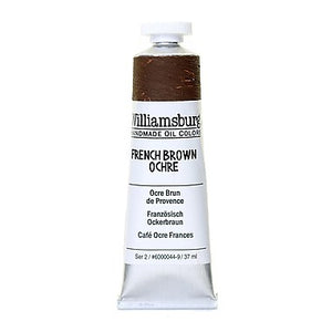 Brown Ochre 37ml - Williamsburg Paint