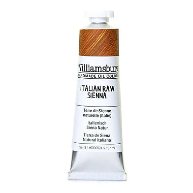 Italian Raw Sienna - Williamsburg Paint