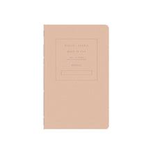 Soft Cover Notebook - Embossed