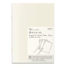A5 Notebook Light Pack of 3