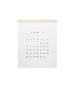 2020 Wall Calendar - 60% off applied at checkout