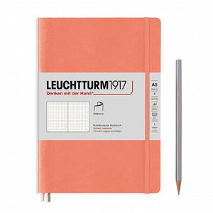 Bellini A5 Soft Cover Notebook - Dotted