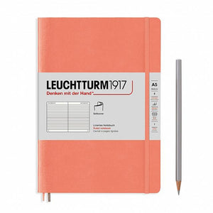 Bellini A5 Soft Cover Notebook - Ruled