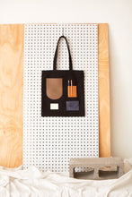 OAD x CW Neutrals III Pencils Collab Tote