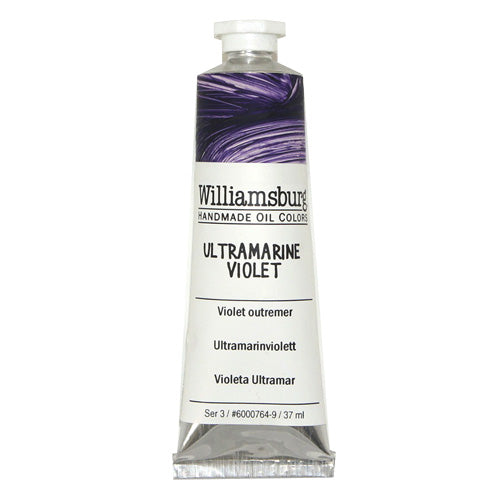 Ultramarine Violet 37ml - Williamsburg Paint