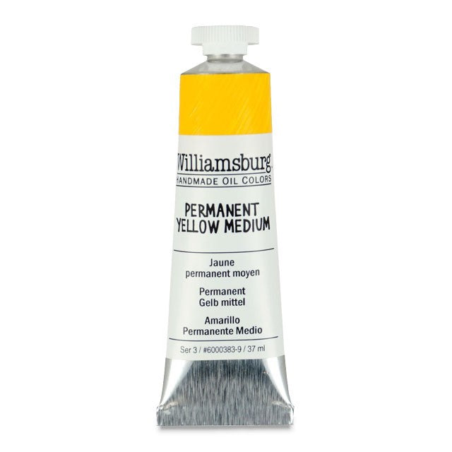 Permanent Yellow Medium 150ml - Williamsburg Paint