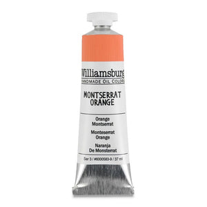 Montserrat Orange 150ml - Williamsburg Paint