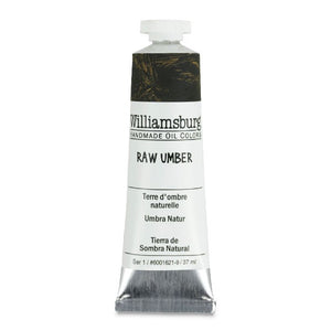 Raw Umber 150ml - Williamsburg Paint