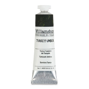 Turkey Umber 150ml - Williamsburg Paint