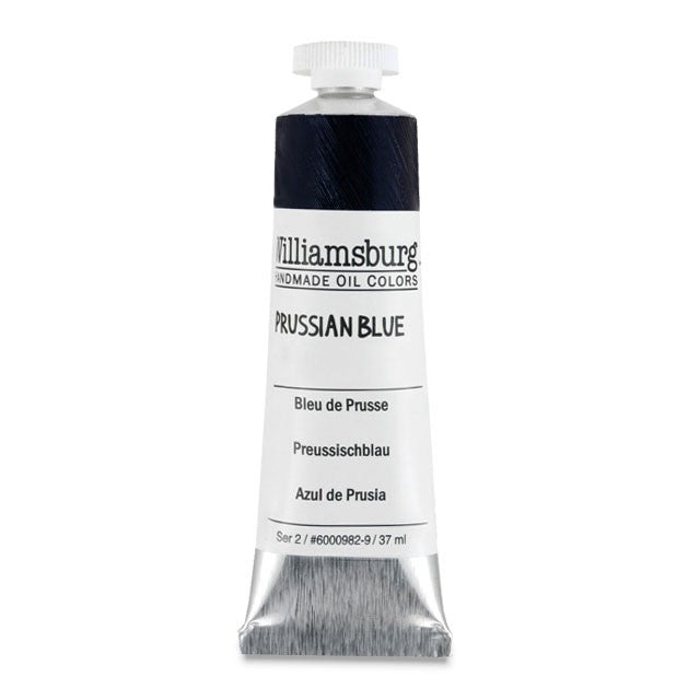 Prussian Blue 150ml - Williamsburg Paint
