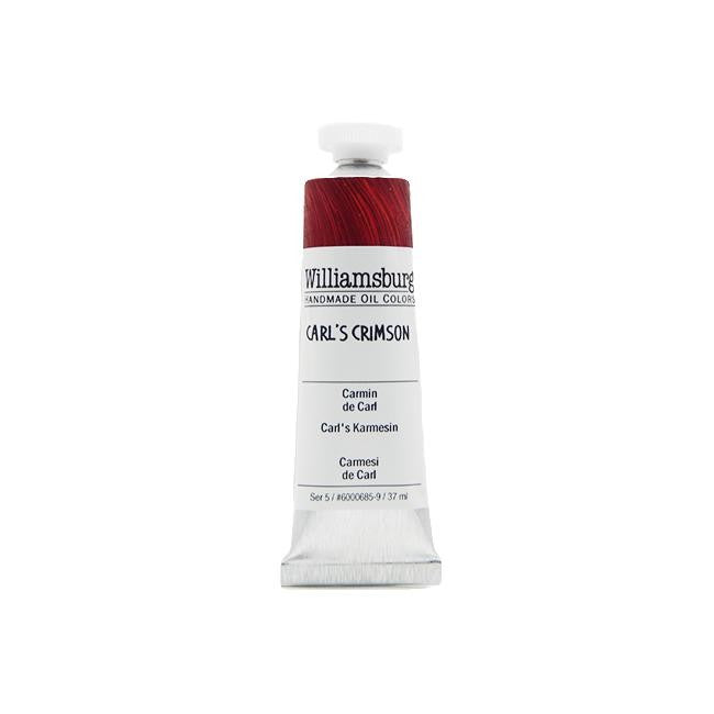 Carl's Crimson 37ml - Williamsburg Paint