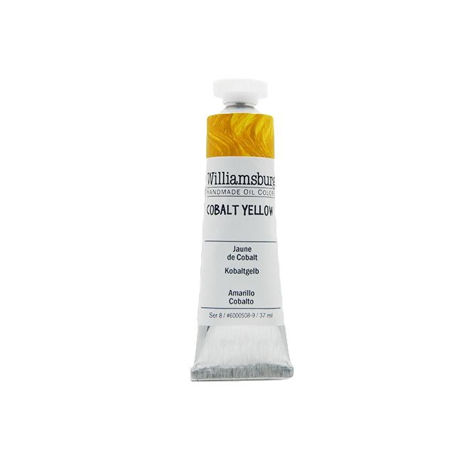 Cobalt Yellow 37ml - Williamsburg Paint