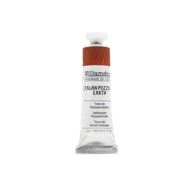 Italian Pozzuoli Earth 37ml - Williamsburg Paint