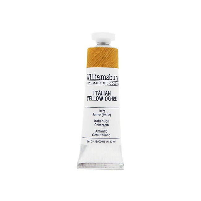 Italian Yellow Ochre 150ml - Williamsburg Paint