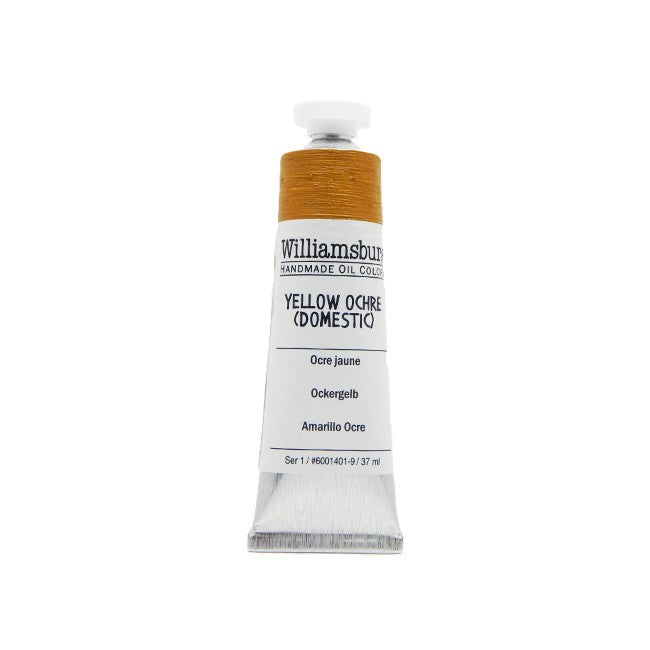 Yellow Ochre (Domestic) 150ml - Williamsburg Paint