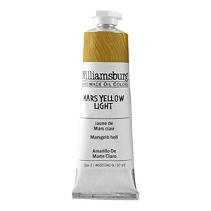 Mars Yellow Light 150ml - Williamsburg Paint