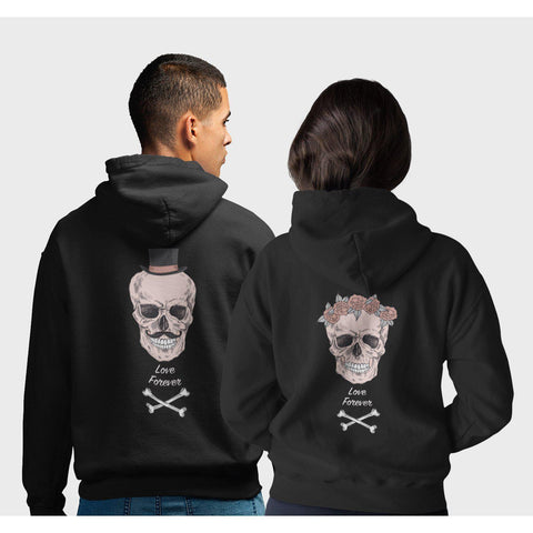 Love Forever Couples Hoodie