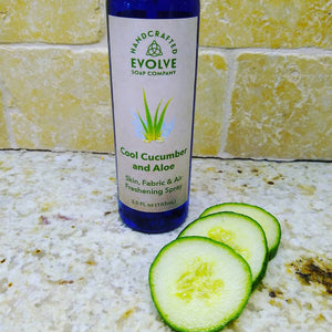Cool Cucumber & Aloe Spray
