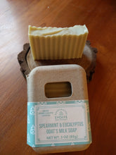Spearmint & Eucalyptus Goat's Milk Soap