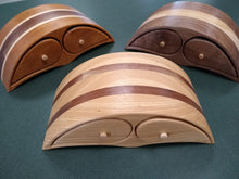Handcrafted Hardwood Bandsaw Boxes