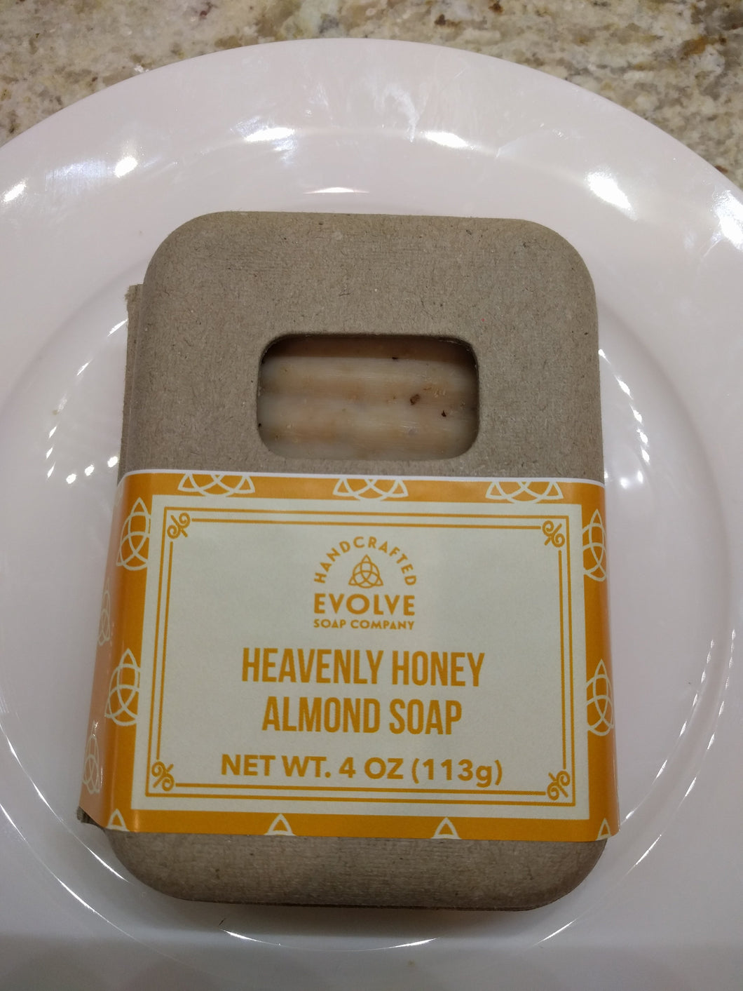 Heavenly Honey Almond Soap