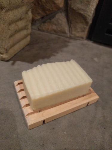 Handcrafted Maple Soap Deck