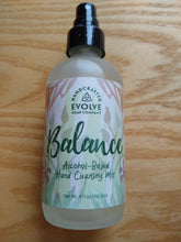Balance Alcohol-Based Hand Cleansing Mist