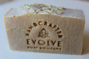 Oatmeal, Milk and Honey Goat's Milk Soap