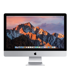 iMac 27-inch with 5K display 3.4GHz, 1TB Fusion Drive
