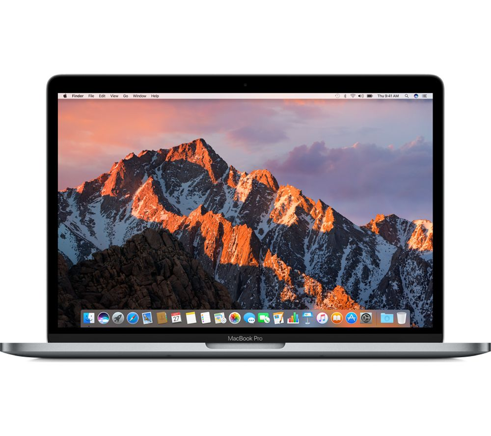 MacBook Pro 13-inch with Touch Bar: 3.1GHz dual-core i5, 512GB - Space Grey