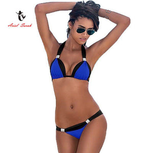 2018 New Sexy Bikinis Women Swimsuit Bathing Swim Suit Bikini Set Plus Size Swimwear XXXL Biquini Tankini Monokini BJ208 - LyLyDress
