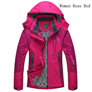 2018 Spring Autumn Winter Women Jacket Single thick outwear Jackets Hooded Wind waterproof Female Coat parkas Clothing - LyLyDress