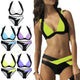 2018 Brand New Sexy Women Bikini Set Swimwear Bandage Monokini Push Up Padded Swimsuit Bathing Beachwear Charm Biquini - LyLyDress