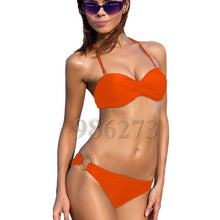 2018 Sexy Bikini Women Swimwear Occidental Secret Bathing Suit Swimsuit Eight Colors S M L XL - LyLyDress